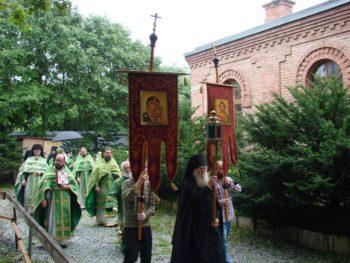 о русский престол